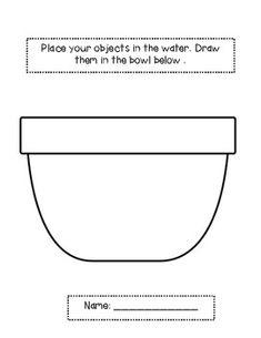 1000 images about sc float or sink on pinterest sinks experiment and kindergarten science. Black Bedroom Furniture Sets. Home Design Ideas