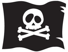 photo regarding Pirate Flag Printable identified as 20 Least difficult Pirate Flags photos within 2015 Pirate flags, Pirates