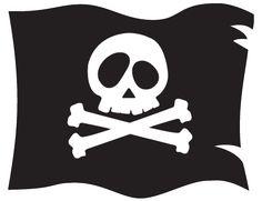 Make a pirate flag