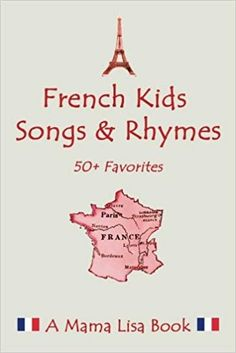15 French Books for Kids with Music Audio – (For Young Kids & Toddlers)