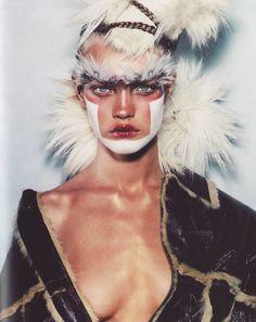 John Galliano Fall Winter 2002/03 Ready-to-Wear