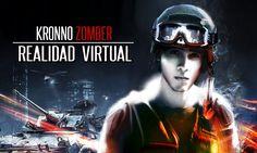 REALIDAD VIRTUAL ESPECIAL 400K - KRONNO ZOMBER (Videoclip Oficial)