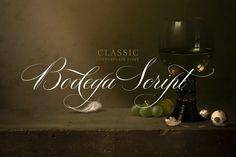 Bodega Script by vatesdesign on Creative Market