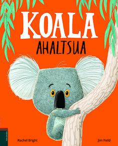 Koala ahaltsua | Ibaizabal | ISBN: 978-84-9106-467-1 | Kevin koalak dena beti berdin egotea nahi du, guztiz berdin. Baina egun batean ustekabea izan eta Kevinek ikusiko du bizitza desberdina eta zoragarria izan daitekeela.