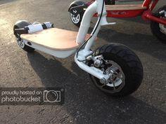 Photo by rocketped E Biker, Minibike, E Scooter, Electric Scooter, Go Kart, Custom Bikes, Cool Websites, Motorbikes, Skateboard