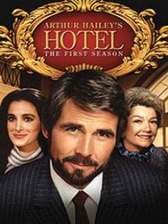 Anne Baxter, James Brolin, and Connie Sellecca in Hotel 80 Tv Shows, Old Shows, Great Tv Shows, Best 80s Tv Shows, Anne Baxter, James Brolin, Connie Sellecca, Mejores Series Tv, Image Film