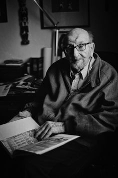 110 film is back thanks to the fine folks at lomography we love wolf suschitzky aged 104 at his flat in maida vale taken by mark malvernweather Image collections