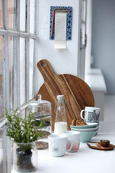 life as a moodboard: Wooden Cutting Boards ❥