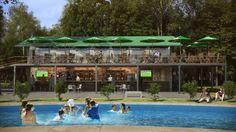 CGarchitect - Professional 3D Architectural Visualization User Community   Bar & Restaurant