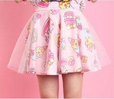 Cute cake donuts double gauze tutu skirts shorts tees suit sold by Cute Kawaii {harajuku fashion}. Shop more products from Cute Kawaii {harajuku fashion} on Storenvy, the home of independent small businesses all over the world. Mode Harajuku, Harajuku Fashion, Kawaii Fashion, Lolita Fashion, Cute Fashion, Asian Fashion, Harajuku Style, Fashion Styles, Boy Fashion