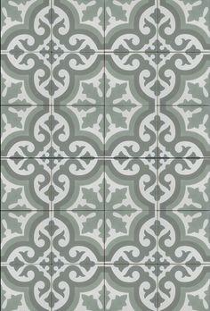 Floor tile idea for bathroom thnx Amity & Phil Grey Vinyl Flooring, Stone Flooring, Laminate Flooring, Moroccan Tiles, Moroccan Decor, Floor Design, House Design, Grey Kitchen Floor, Painting Tile Floors