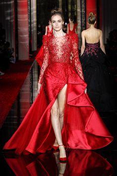 Sfilata Zuhair Murad Parigi - Alta Moda Primavera Estate 2017 - Vogue 39d9599c8fe
