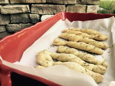 Recently I read an interesting story on creation of breadsticks/grissini. They have originated in Torino, Piemonte, a region of northwest Italy. Grissini/breadsticks were invented around the end of… Health Problems, Bread Baking, Inventions, Italy, Food, Baking, Italia, Essen, Meals