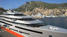 New 120 Meter Superyacht 'CABOCHON' by Impossible Productions Ink