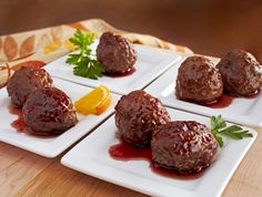 Gale's Sweet & Sour Meatballs