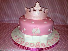 Princess Cake - Cake by Carolyn