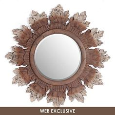 Casa Lucia Starburst Mirror | Kirkland's