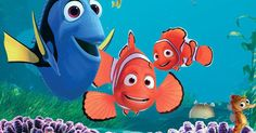 Which Character From Finding Nemo Are You?