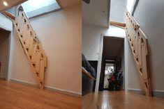 Best 52 Best Loft Ladder Ideas Images Loft Stairs Attic Stairs Loft 400 x 300