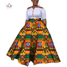 2019 Dashiki African Dresses For Women Colorful Daily Wedding Size S African Dresses For Women Ankle Length Dress - AliExpress Latest African Fashion Dresses, African Dresses For Women, African Print Fashion, African Attire, African Wear, African Clothes, Africa Fashion, African Prints, Fashion Models