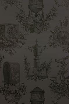 WYTHE TOILE DESIGNED BY DAN FUNDERBURGH