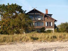 Villa Strandklause, Strandpromenade, #Bansin, #Usedom
