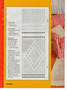 Talita Monteiro: Croche Tapete para Sala