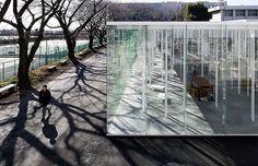 Kanagawa Institute of Technology's Glass Building