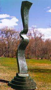 ModernSculpture.com - Hans Van de Bovenkamp Sculpture