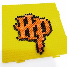 Harry Potter perler beads by  siewhen