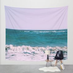 Available in three sizes, colors of the year Beach Wall Tapestry from the collection of 'Beach days ' this is no. 10. Buy it from $39. Beach, ocean, sea, landscape, water, summer, summertime, sky, sunset, sunrise, photo, pic, picture, SEA SHORE, SHORE, FOAM, WAVES, photograph, photography, Nikon, dslr, camera, sunset, blue, sand, exposure, explore, Cyprus, love, nature, natural, sky, pink, interior design, designer, photographer, home decor, decoration, decoracao, decorate, wall art, art