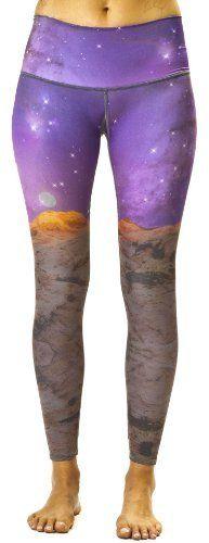 Teeki - Designer Activewear - Space Love Hot Pant