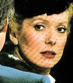 Catherine Deneuve in Le dernier métro (1980)