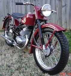 1957 Harley-Davidson Hummer 165ST