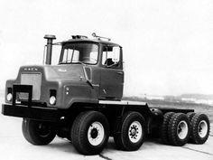 Mack DMM-EX 1 8×4 '1984–91