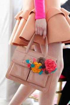 Fall Fashion 2013 Accessories Jesus Del Pozo