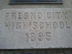 1895 Fresno High School