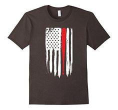 Baseball Flag American Funny T-Shirts