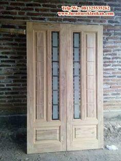 Wooden Main Door Design, Wood Design, Wooden Door Hangers, Wooden Doors, Door Design Photos, Pooja Room Door Design, Balcony Doors, Modern Door, Window Styles