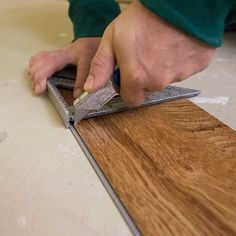 How To Install Laminate Flooring On Stairs Handy Man Pinterest - Can you install laminate flooring over concrete
