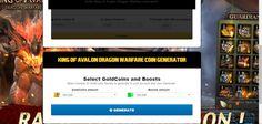Roi de la preuve Avalon dragon Warfare Hack Générateur sur le piratage