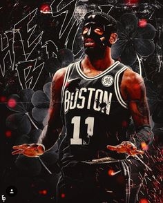 boston celtics - 4 Stars & Up I Love Basketball, Basketball Legends, Basketball Players, Irving Wallpapers, Nba Wallpapers, Kyrie Irving Celtics, Nba Kings, Nba Quotes, Best Nba Players