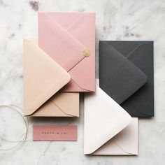 "32 Likes, 2 Comments - Nat Otálora | Papel & Co. (@papelnco) on Instagram: ""My favorite way to put together color palettes.. envelopes of course ✉️"""