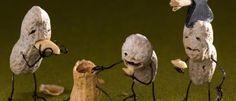 O artista americano Terry Border  criou uma série de imagens cômicas, em que imagina objetos do cotidiano em situações inusitadas.