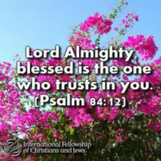 PSALM  84:12