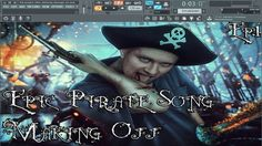 I started a new Making Off series on my main channel where I make the #songs and I #stream at the same time,if you are interested,so I can post more frequently... Starting with a #Pirate #Symphonic #Metal #song