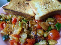 cuketová zeleninová zmes Sandwiches, Food, Essen, Meals, Paninis, Yemek, Eten