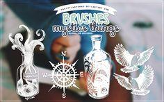 Mystics Things Brushes by PrettyLadySwag.deviantart.com on @deviantART