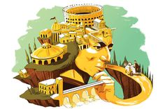 In his 'Discourses on Livy,' the political philosopher Niccolo Machiavelli holds up Rome as the model of endurance.