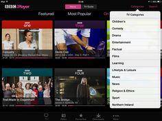@Jiri Jacknowitz Mocicka TV Research Apps BBC iPalyer